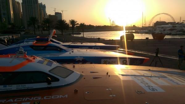 XCAT World Series Dubai Grand Prix