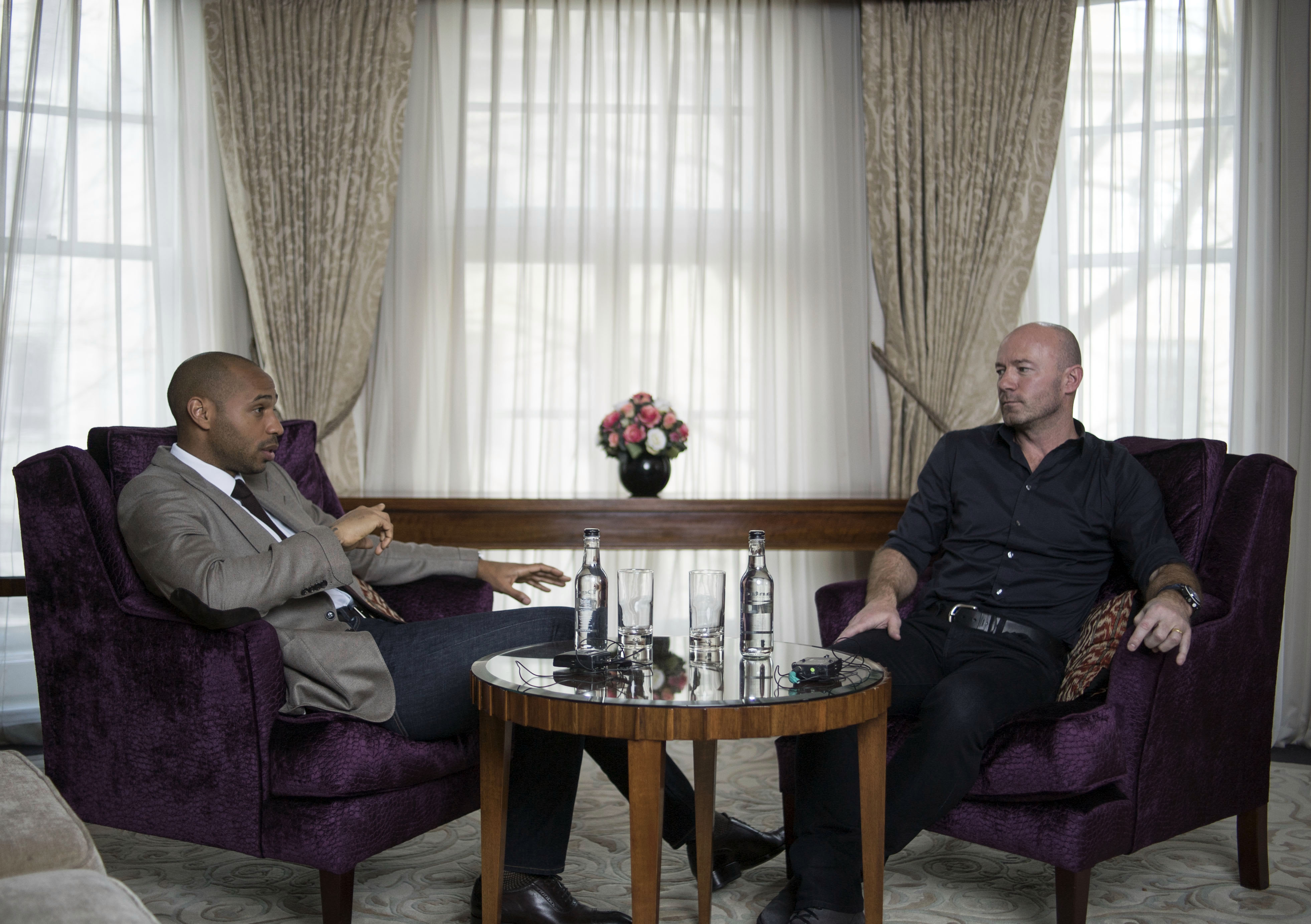 Timeline behind BBC Sport Documentary: Thierry Henry: My ...