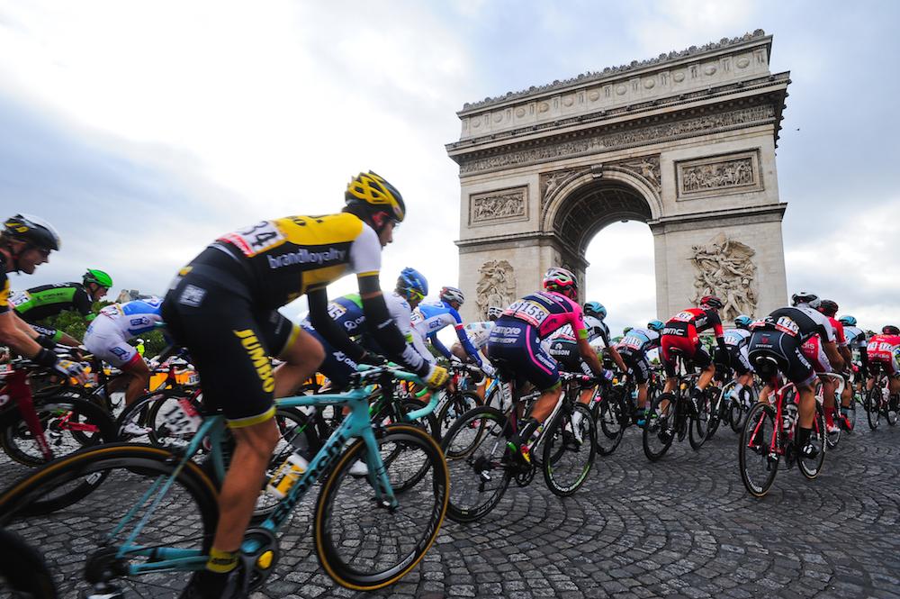Tour De France Coverage On Tv