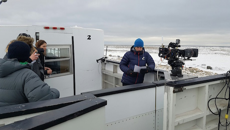 Arctic Live website 3