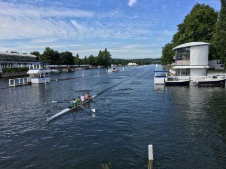 Henley Royal Regatta for Sunset + Vine