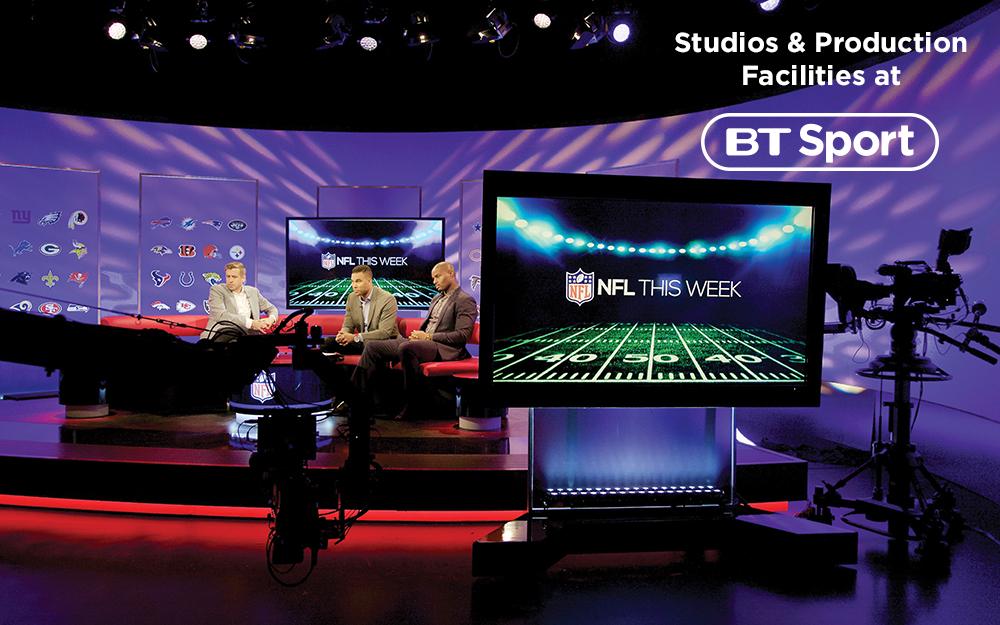 Studio 3 Timeline Television Ltd
