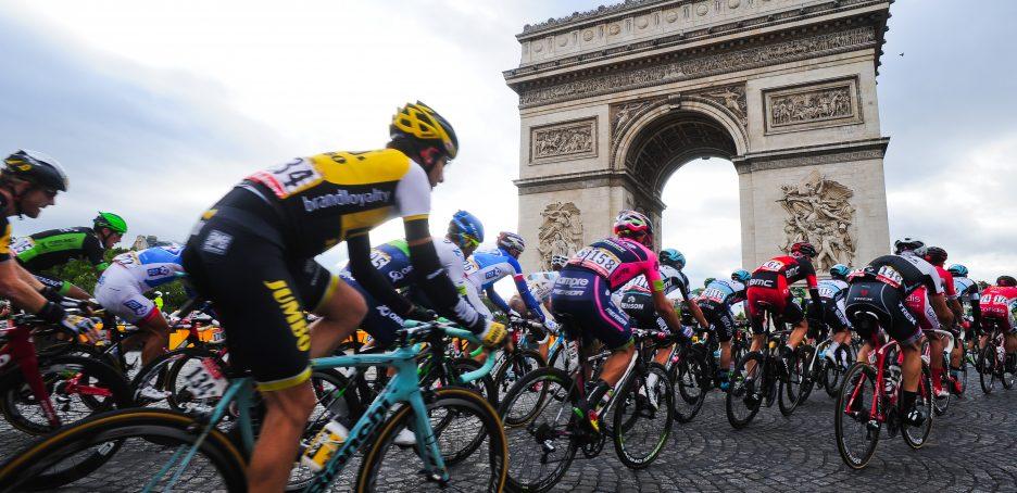 Le Tour de France and La Vuelta - Timeline Television Ltd