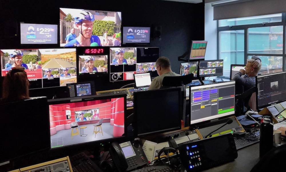 La Vuelta gallery Timeline Ealing