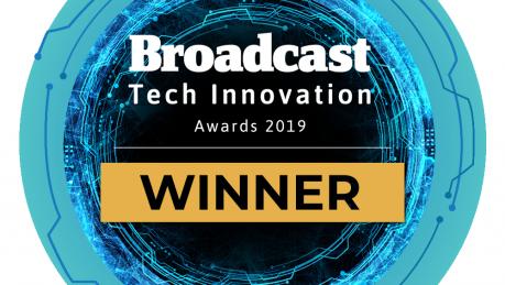 Broadcast Innovation Graphic Winner